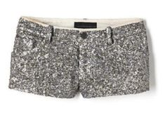 sparkle shorts  fashiolista.com