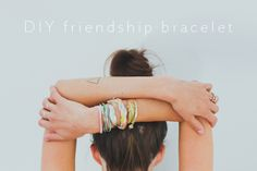 DIY friendship bracelets 600