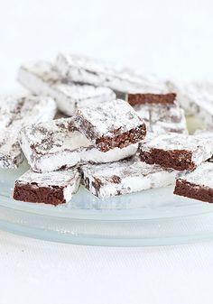 Chocolate Mint Meltaways Recipe