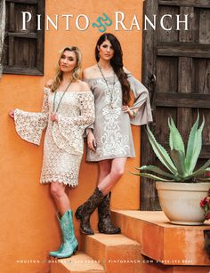 Another Spring 2015 fashion ad! This one featuring Union of Angles and Old Gringo Boots.