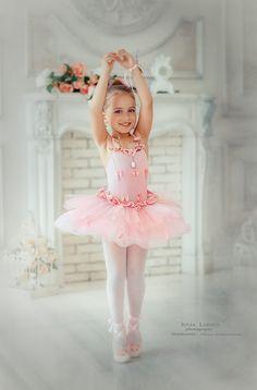 Fashion Kids. Илана Романовская (122см) . Фотогалерея: Маленькая балерина