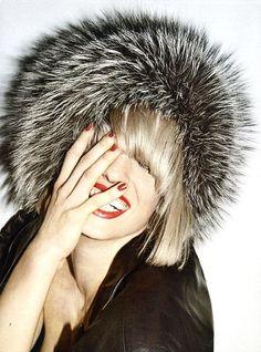 Vogue Russia - Natasa V November 2008