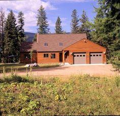 Condon Montana Timber Frame Home | Timberpeg Timber Frame | Timber Framing | Timber Frame Company | Timber Framer