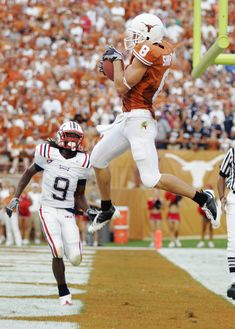 Jordan Shipley, Texas Longhorns...Possibly the love of my life :)