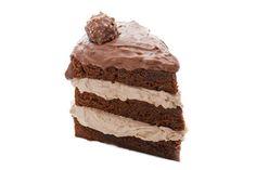 En stor og himmelsk god luksussjokoladekake for deg som virkelig elsker Det søte liv!