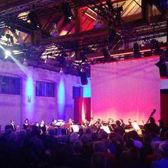 Wir bedanken uns für ein traumhaftes Konzert gestern Abend in der Schinkelhalle mit dem Neuen Kammerorchester Potsdam!