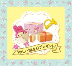 """RE-MENT 