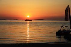 Heerlijk aan het strand Chora