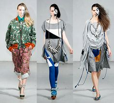 CAMPER Toðer with Bernhard Willhelm FW12 Women's Collection