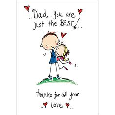 Dad you are just the best! Thanks for all your love! – Juicy Lucy Designs