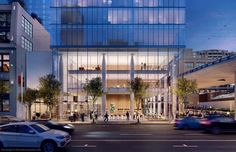 Plans for 555 Howard, a mixed-use hotel and residential tower to be located in San Francisco's Transbay neighborhood, have been revealed by the...