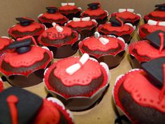 Cupcake Formatura Direito