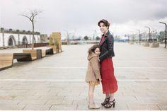 ZARA nueva colección : mom and daughter