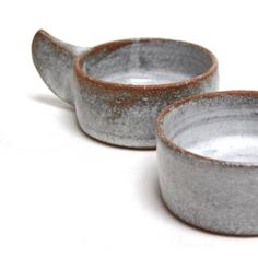 Candle Cups on The Modern Pottery Studio blog