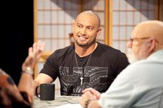 Maui's own Boston Red Sox right fielder & 2013 World Series Champion, Shane Victorino on Leahey & Leahey tonight at 7:30!