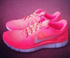 ♥♥pink nikes $48 for spring 2014 Cheap #Nike #shoes Online for Womens Fashion