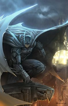 The Batman, by Pertheseus