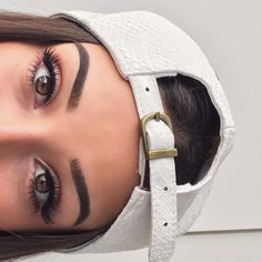 Them brows though. I need to grow mine out. Fun tip you can do that by using Vaseline