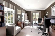 7 bedroom detached house for sale in Fulmer Common Road, Fulmer, Buckinghamshire, - Rightmove Detached House, Property For Sale, Conference Room, Bedroom, Table, Photos, Furniture, Home Decor, House