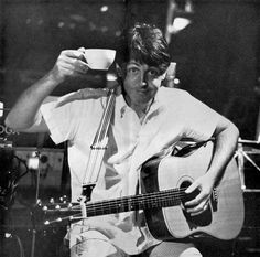 #Paul raises a cup for you!