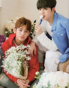 Seventeen | photoshoot | Mingyu | S.coups