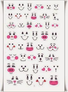 Komik Hayvan Yüzü Resim Çizimi-Elişi Çalışmaları