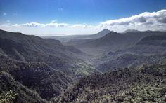 Les hauts plateaux- ile Maurice