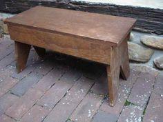 Primitive Bench www.redfoxprimitives.com