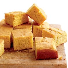This cornbread strikes the right balance between tender and crumbly. Jazz up the batter or shake up the shape by baking it in muffin pans.