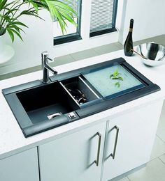 24 Best Modern Kitchen Sinks images | Modern kitchen sinks ...