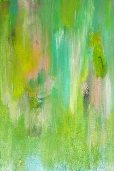 Original+Small+Blue+and+Green+Acrylic+Abstract+by+Jimarieart,+$18.00