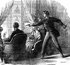 Assassination on pinterest lincoln abraham lincoln and philadelphia