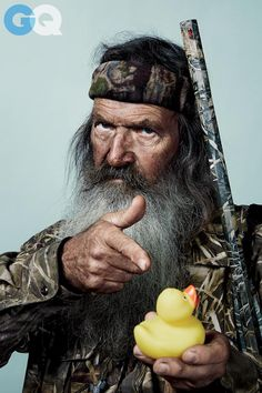 Phil ~ Duck Dynasty
