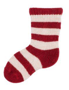 367f214aa30f1 baby rugby stripe wool + cashmere socks