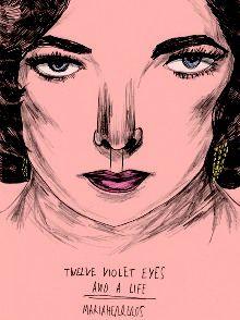 """""""Twelve Violet eyes"""" by Maria Herreros www.mariaherreros.es All rights reserved. Please credit."""