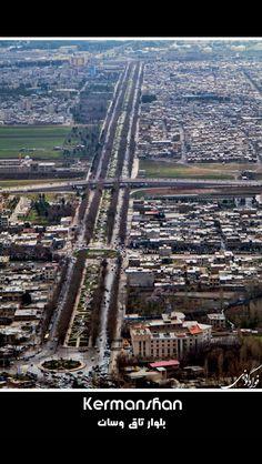 Tagh-e Bostan Blvd