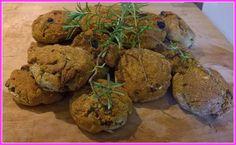No gluten! Yes vegan!: Vegan pan di ramerino gluten and sugar free!