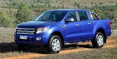 Sistema de direção hidráulica da Ford Ranger
