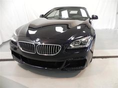 2014 Bmw 6Series 650i 650i 2dr Convertible Convertible 2 Doors Black for sale in Fort wayne, IN Source: http://www.usedcarsgroup.com/used-bmw-for-sale-in-fort_wayne-in