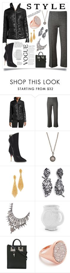 """set for amazing"" by monica022 ❤ liked on Polyvore featuring Marc New York, By Malene Birger, Gucci, Ela Rae, Ben-Amun, Lulu Frost, Kendra Scott, Jonathan Adler, Sophie Hulme and Bronzallure"