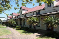 Heritage building, Stellenbosch, South Africa by Kleinz1, via Flickr