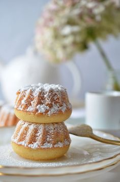Heart of Gold: Almond Donut Cookies