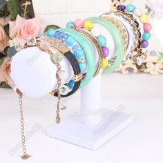 Hot+Watch+Holder+Stand+Bracelet+Display+Stand+T-bar+Necklace+Bangle+Jewelry+Rack