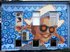 TKV (Walls of Belgrade) Tags: belgrade beograd streetart savamala wall graffiti mural tkv Graffiti Murals, World Best Photos, Street Artists, Urban Art, Cool Art, To Go, Frame, Instagram Posts, Projects