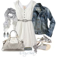 Casual - #28 by in-my-closet, via Polyvore