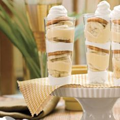 Quick & Tasty Banana Pudding for your Father's Day BBQ