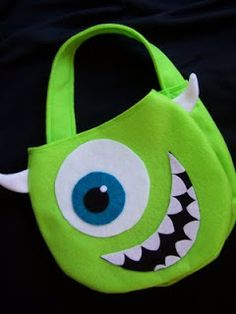 house of paint.: Monsters Inc. Halloween Ideas