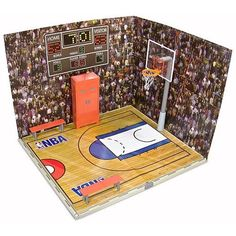 Pin for Later: The Best Gifts For Kids Under 10 Years Old For 7-Year-Olds: NBA Heroes Arena Set