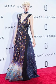 Fashion is a global business, but Marc Jacobs is the definitive American designer.