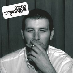 Arctic Monkeys, 'Whatever People Say I Am, That's What I'm Not' One of the most famous and successful album in the indie music scene. Famous Album Covers, Classic Album Covers, Cool Album Covers, Music Album Covers, Asking Alexandria, Grunge Style, Arctic Monkeys Album Cover, Nirvana, Pochette Album